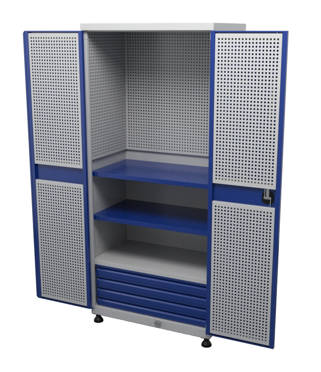 Industrial Storage Cabinets 50170PRC